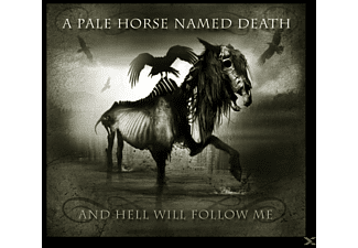 A Pale Horse Named Death - And Hell Will Follow Me - (CD)
