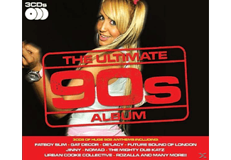 VARIOUS - The Ultimate 90s Album - (CD)