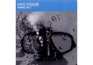 David Rodigan - Fabric Live 54 - (CD)