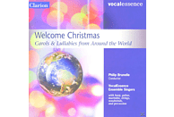 VocalEssence Ensemble Singers/Brunelle,Philip - Welcome Christmas [CD]