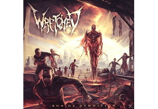 Wretched - Son Of Perdition - (CD)