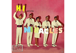 The Miracles - Hi We're The Miracles - (CD)