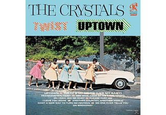 The Crystals - Twist Uptown - (Vinyl)
