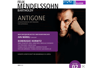 VARIOUS - Antigone - (CD)