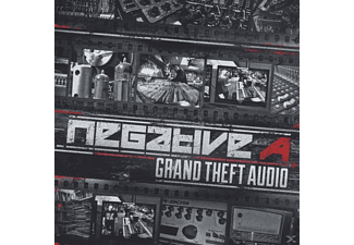 Negative A - Grand Theft Audio - (CD)