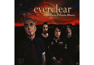 Everclear - Return To Santa Monica - (CD)