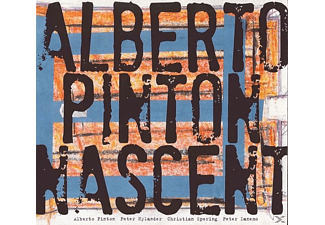 Alberto Pinton - Nascent - (CD)