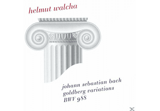 Helmut Walcha - Goldberg-Variationen - (CD)