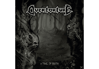 Overtorture - A Trail Of Death (Clear) - (Vinyl)