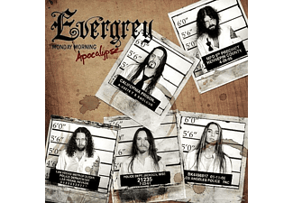 Evergrey - Monday Morning Apocalypse - (CD)