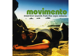 VARIOUS - movimento-essential sounds from the co - (CD)