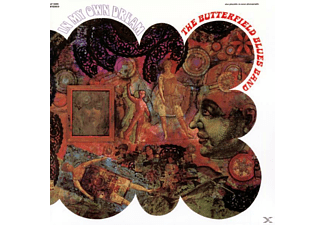 The Butterfield Blues B - In My Own Dream   (180g Edition) - (Vinyl)