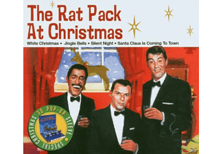 The Rat Pack - AT CHRISTMAS - (CD)