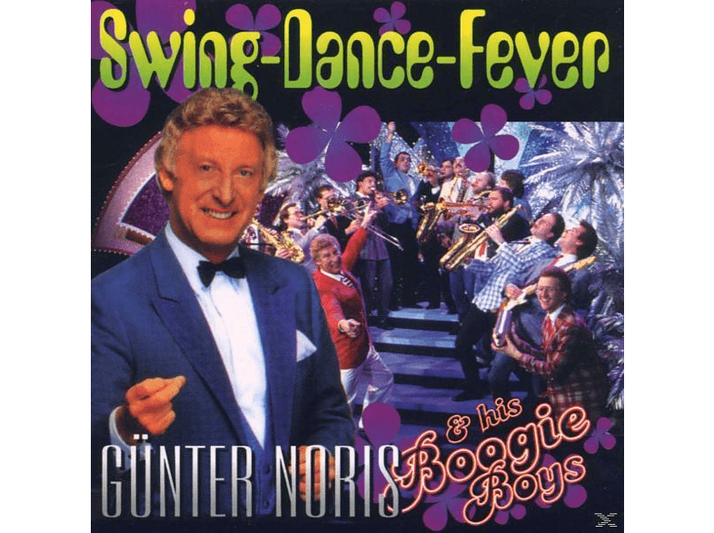 His Boogie Boys - Swing-Dance-Fever [CD]