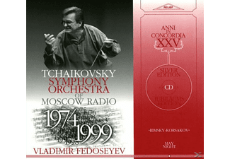 Vladimir & Rso Moskau Fedosejew - MAY/NIGHT - (CD)