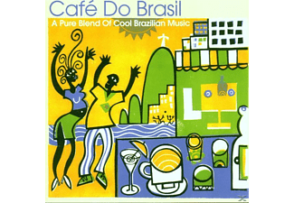 VARIOUS - Cafe Do Brasil - (CD)