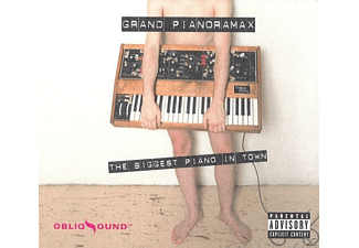 Grand Pianoramax - The Biggest Piano In Town - (CD)