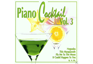 VARIOUS - Piano Cocktail Vol.3 [CD]