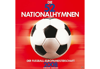 VARIOUS, Peter & Srso Breiner - Die 52 Nationalhymnen - (CD)