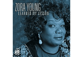 Zora Young - Learned My Lesson - (CD)