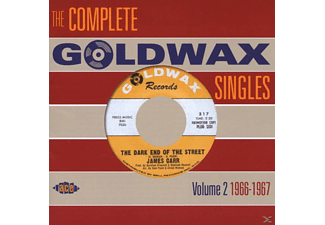 VARIOUS - Complete Goldwax Singles Vol.2 1966-1967 - (CD)