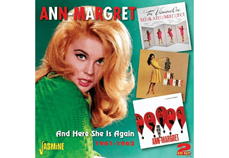 Ann-margret - And Here She Is Again - (CD)
