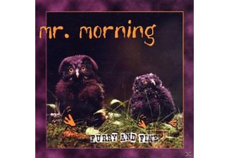 MR.MORNING - Furry & Fine - (CD)