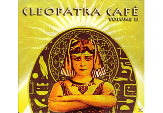 VARIOUS - Cleopatra Cafe 2 - (CD)