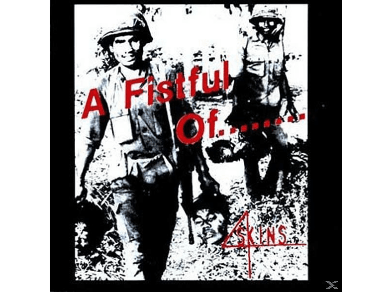 The 4-skins - A Fistful Of 4 Skins [CD]
