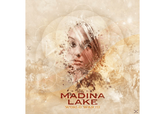 Madina Lake - World War Iii - (CD)