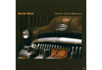 David West - Broken Down Believers - (CD)