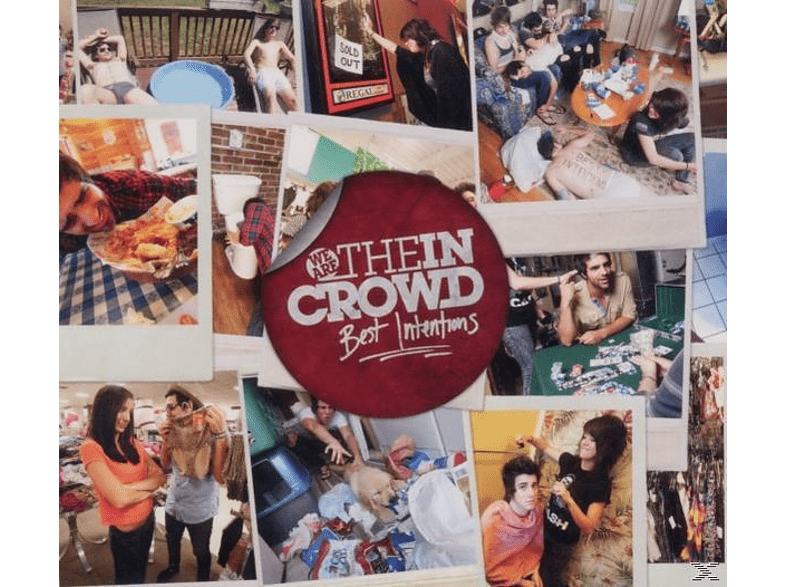 We Are In The Crowd - Best Intentions [CD]