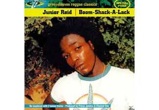 Junior Reid - Boom Shack A Lack - (CD)