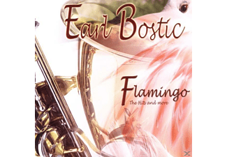 Earl Bostic - Flamingo! - The Hits And More [Doppel-cd] - (CD)