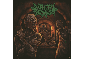 Skeletal Remains - Beyond The Flesh - (CD)