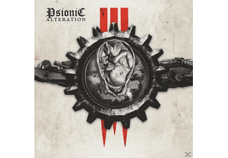 Psionic - Alteration [CD]