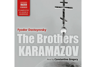The Brothers Karamazov - 29 CD - Hörbuch