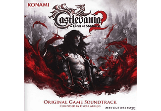 OST/VARIOUS - Castlevania-Lords Of Shadow 2 (Ost) - (CD)