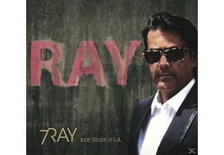 7 Ray - June Gloom In L.A. - (CD)