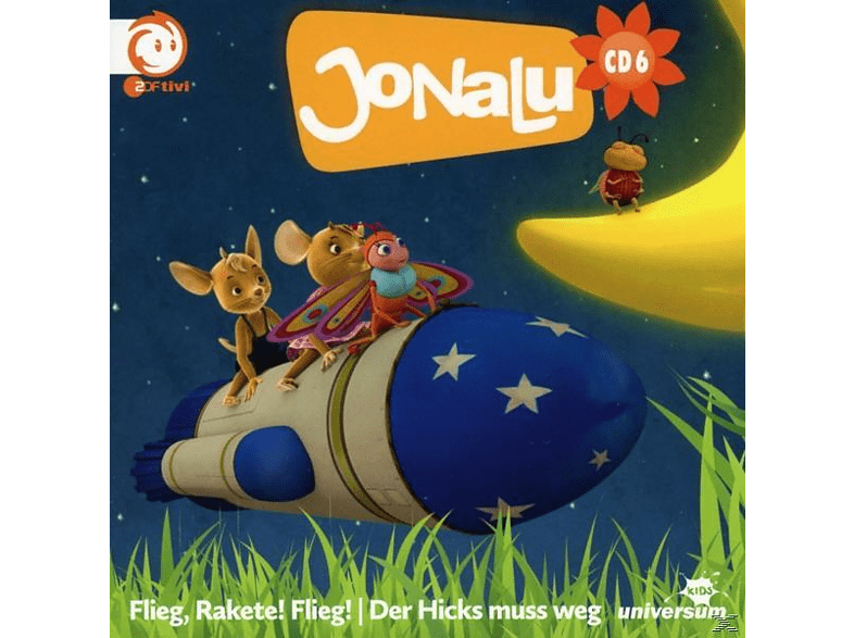 Jonalu - JoNaLu Staffel 1 - CD 6 - (CD)