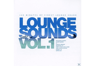 VARIOUS - Lounge Sounds Vol.1 - (CD)