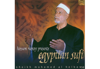 Sheikh Mohamed Al Helbawy - H.Ramzy Pres.Egyptian Sufi - (CD)