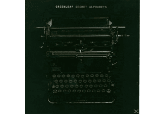 Greenleaf - Secret Alphabets [CD]