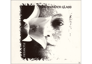 Girls Under Glass - Flowers - (CD)