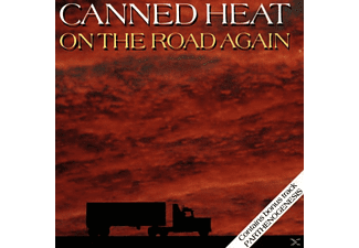 Canned Heat - On The Road Again - (CD)