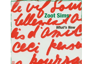 Zoot Sims - What's New-Jazz Reference - (CD)