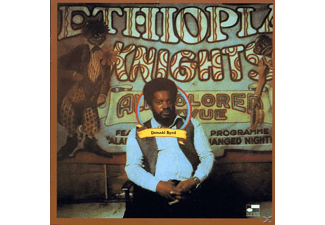 Donald Byrd - ETHIOPIAN NIGHTS - (CD)
