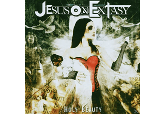 Jesus On Extasy - HOLY BEAUTY - (CD)