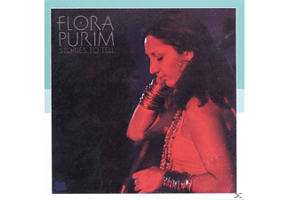 Flora Purim - Stories To Tell - (CD)