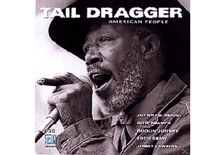 Tail Dragger - American People - (CD)